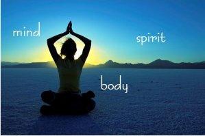 Balanced and Healthy Body Mind Spirit